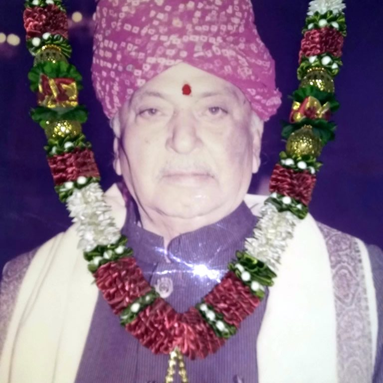 LATE SHRI LADHA RAM JI HASWANI